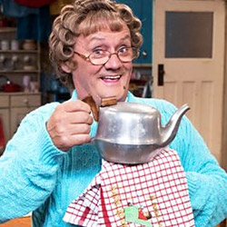 All Round to Mrs' Browns