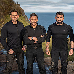 SAS Who Dares Wins for Channel 4